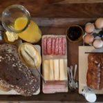 ontbijt 6 pers