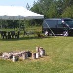 camper frametent